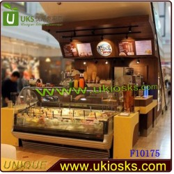 Bakery equipment, bakery showcase