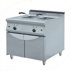 Electric Fryer With Cabinet