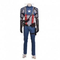Captain America 1 Steve Rogers Cosplay Costumes is offered at alicestyless.com