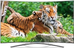 55inches OLED TV – Curved TV