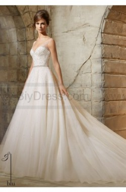 Mori Lee Wedding Gown 5376 – Mori Lee – Wedding Brands