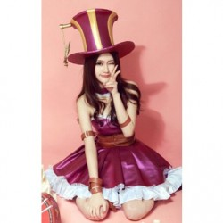 Alicestyless.com League of Legends Caitlyn Cosplay Costume