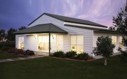 Rural Retreat Kit House