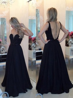 A-line Prom Dresses, Flowing and Flattering Dresses for Prom