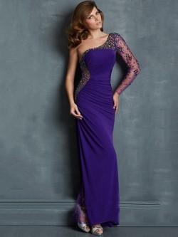 Purple Prom Dresses, Purple Formal Dresses UK – dressfashion.co.uk