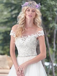 Wedding Dresses 2017 UK, Elegant and Timeless- Dressfashion