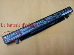 Batterie pour Asus A41-X550A -14.4V 44Wh