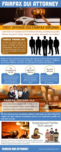 DUI Attorney Fairfax Virginia