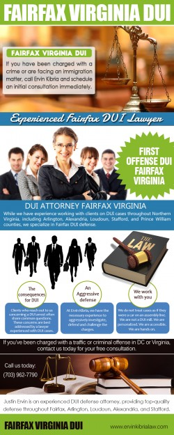 DUI Lawyer Fairfax Virginia