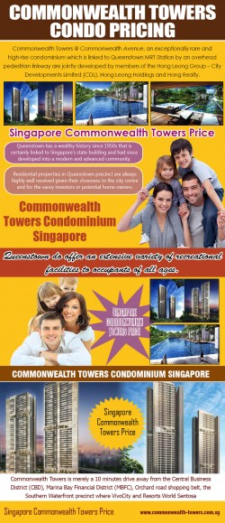 Singapore Commonwealth Towers Price