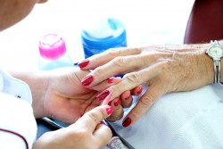 Pedicure Salons in Sherwood Park
