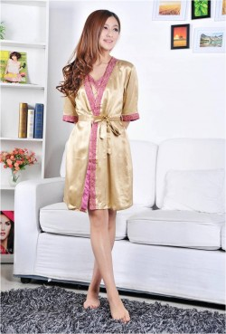 Silk Sleep Wear, Pajamas