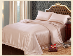 Silk Quilt, Bedding Set