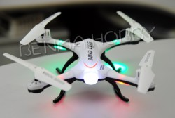 2.4Ghz 4CH R/C Quadcopter(with Gyro)