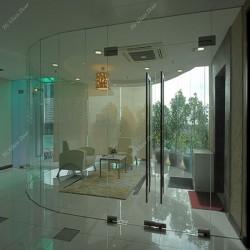 Commercial Swing Door Glass