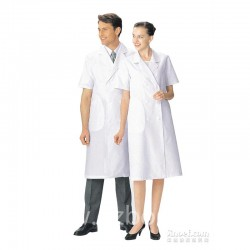 doctor's gown