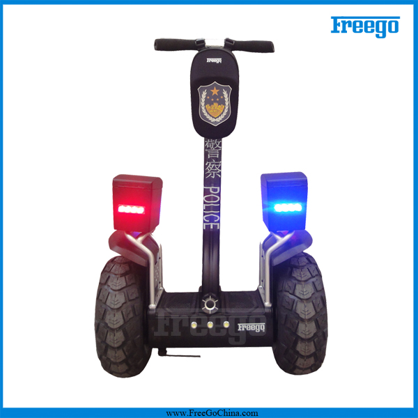 Personal Transport Vehicle,Self Balancing Vehicle,Two Wheel Stand Up for Police Patrol