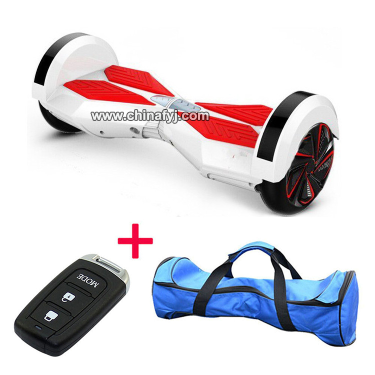 8 inch bluetooth speaker – self balancing scooter