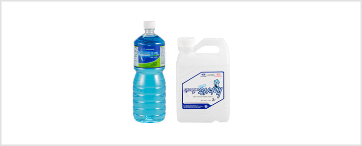 Methanol-type Washer Fluid