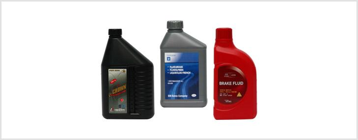 Crown Brake Fluid DOT-4