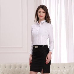 Slim Fit Long Sleeve women