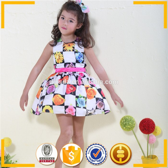 summer kids dress
