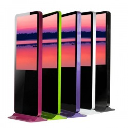 32″ Multicolor Android Capacitive Digital Totem