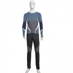 alicestyless.com is selling Avengers Age of Ultron Quicksilver Cosplay Costumes