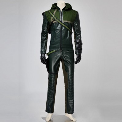 alicestyless.com is offering Green Arrow Season 1 Oliver Queen Cosplay Costumes