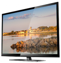 55 inches 3D LED TV