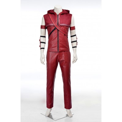 TV Green Arrow Red Arrow Roy Harper Battleframe Cosplay Costumes is sold at alicestyless.com