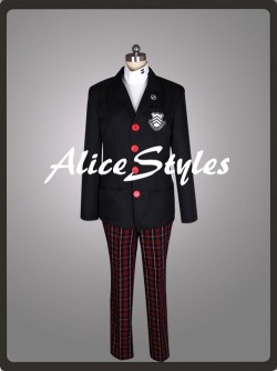 alicestyless.com Persona 5 Cosplay Costume