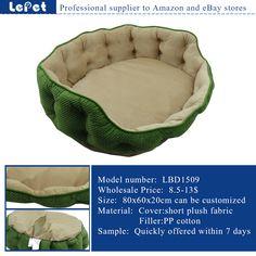 luxury dog bed pet sofa cozy washable large pet dog bed wholesale supplier manufacturer
