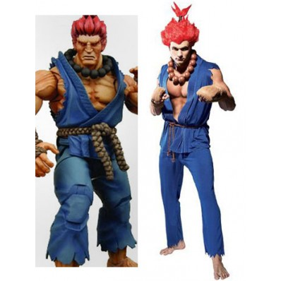 Alicestyless.com Street Fighter Akuma Cosplay Costume