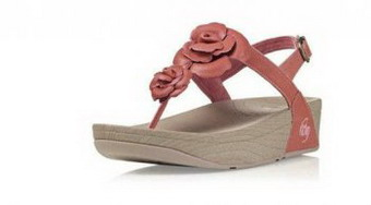 Fitflops Floretta Sandals Practic Rosy Posy Womens