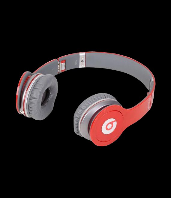 Monster Beats Solo Hd Headphones With Control Talk In Red a5So59g