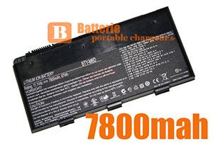 Batterie MSI GT760, Batterie pour MSI GT760