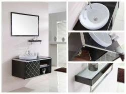 Stainless Steel Bathroom Cabinet JS-SS808-JS-SS808