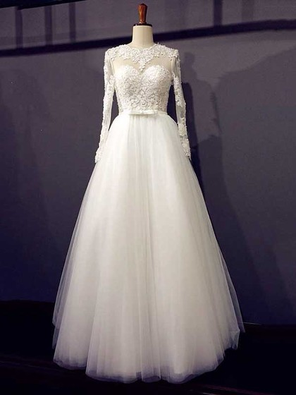 Beautiful A line Wedding Dresses, A-line Dresses – dressfashion.co.uk