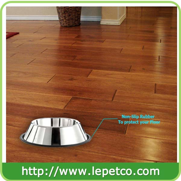 Stainless steel dog bowl stainless steel dog feeder pet feeder for cats dogs