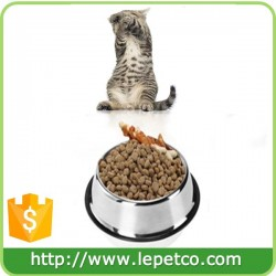 Custom logo Non-Skid Rust Resistant Stainless Steel Dog Bowls pet food bowl