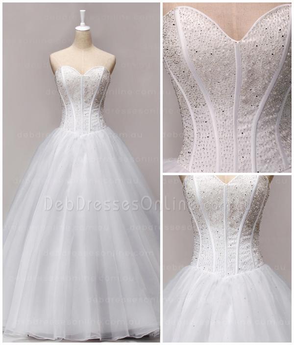 Debutante Dresses Australia