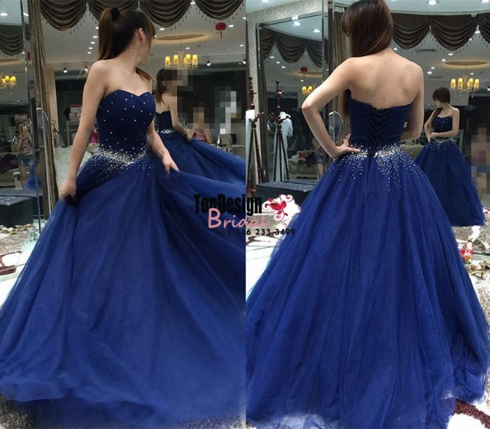 Wholesale 2017 Sweet 15 Dress New Custom Quinceanera Dress Party Evening Ball Formal Prom Dresse ...