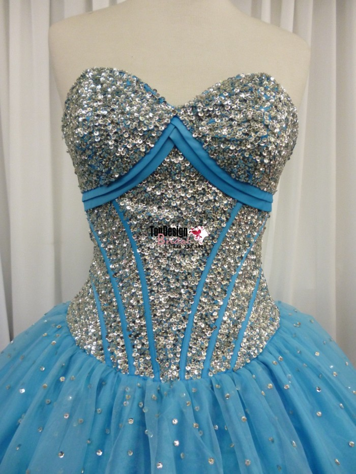 Wholesale 2017 Sweet 15 Dress New Quinceanera Dresses Ball Gowns Formal Prom Gowns Sweet 16 Dress