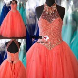 Wholesale 2017 Sweet 15 Dress New Sexy Prom Paty Evening Quinceanera Dress Wedding Dress Custom  ...