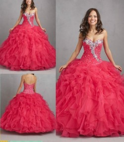 Wholesale 2017 Sweet 15 Dress New style Quinceanera Dresses Formal Prom Party Ball Evening Gown  ...