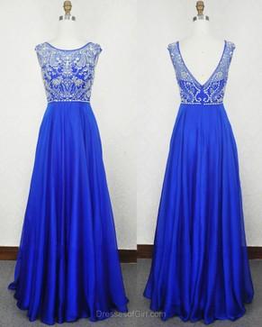 Blue Prom Dresses, Navy Blue Prom Dresses – DressesofGirl.com