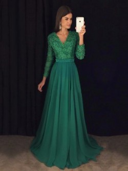Green Prom Dresses, Green Formal Dresses – DressesofGirl.com