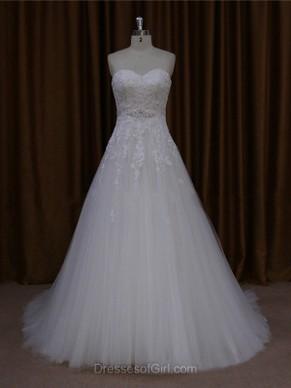 Plus Size Wedding Gowns, Big Wedding Dresses – DressesofGirl