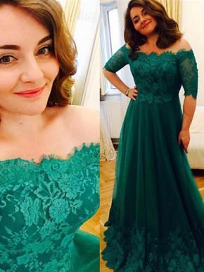 Prom Plus Size Dresses, Elegant Big Prom Dress – DressesofGirl